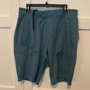 Lulu Lemon yoga sweat shorts